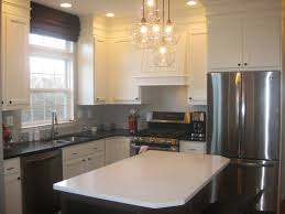 Kitchen Cabinets Redone by Spray Painting Kitchen Cabinets Diy Modern Cabinets