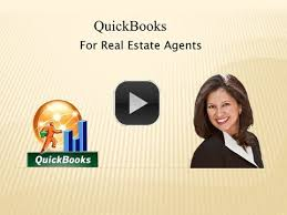 quickbooks tutorial real estate quickbooks for real estate agents youtube