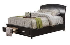 King Storage Platform Bed Furniture Madison King Storage Platform Bed In Dark Espresso