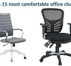 Comfortable Office Chairs Top 10 Best Ergonomic Office Chairs In 2017 Officegearzone