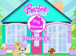 Barbie Room Game - barbie decorating house and room games house interior