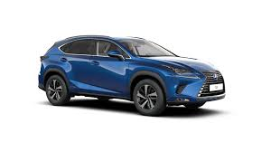 lexus suv blue our hybrid car range lexus uk