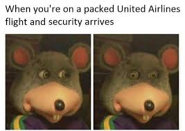 Mouse Memes - chuck e cheese stare know your meme