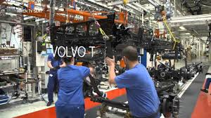 volvo truck group haventv november 2015 volvo group en trucks vieren feest youtube