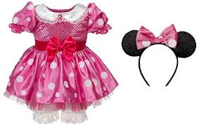 amazon com disney store minnie mouse halloween costume dress for