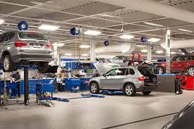 bmw of bmw of sterling service center turner construction company