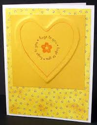 make a diy scoring and embossing board greeting card ideas