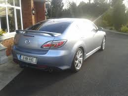used mazda 6 2011 diesel 2 2 blue for sale in dublin