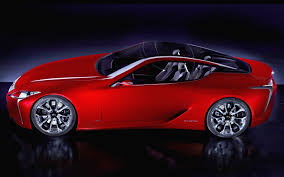 pictures of lexus lf lc lexus releases more photos of lf lc coupe concept ahead of detroit