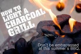 how to light charcoal how to light a charcoal grill