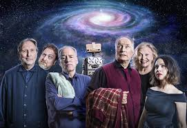 the hitchhikers guide to the galaxy returns with the original cast