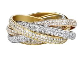 cartier design rings images Pre owned designer jewelry jpg