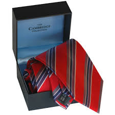 tie box gift the cambridge collection tie gift box home