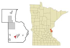 Chicago County Map With Cities by Chisago City Minnesota Wikipedia