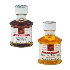 oil mediums daler rowney