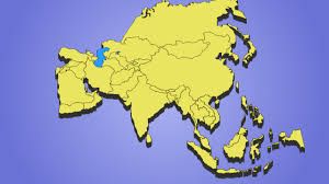 Asia Map Quiz by Guess The Country Quiz Asia Youtube
