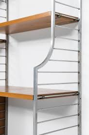 String Shelving by Continental Shelf By Nisse Strinning For String Design Ab 1950s