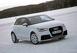 audi commercial audi a1 quattro meets snow in official commercial automotorblog