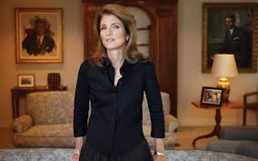 courage strength and dignity a conversation with caroline kennedy