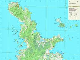 Europe Peninsulas Map Coromandel Peninsula Topographic Map Newtopo Nz Ltd