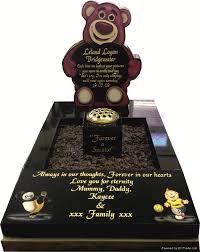 headstones for babies granite baby headstone tombstone and monument jlx 18 jlx