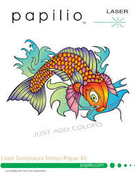 tattoo decal paper buy color laser printer temporary tattoo paper