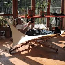 kajito luxury deck chair cacoon world hammock town