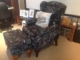 Wingback Chair Brisbane Wing Back Chair In Brisbane Region Qld Gumtree Australia Free