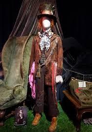 Mad Hatter Halloween Costume Reserved Raul Ceballos Perfect Replica Tim Burton U0027s Mad