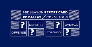 Fc Dallas Stadium Map by Report Card Assessing Fc Dallas At The Midpoint Of The 2017 Mls