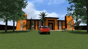 modern grey interlocking building block home designs that can be