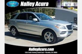 mercedes roswell ga used mercedes m class for sale in roswell ga edmunds
