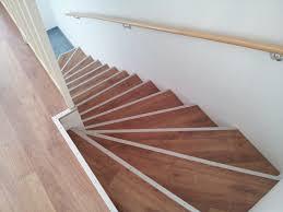 treppe mit laminat verkleiden janco dobbert parkett und bodenbelag treppen