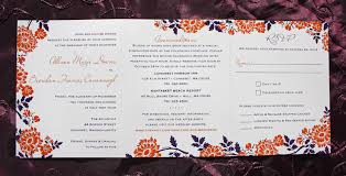 tri fold wedding invitations tri panel archives emdotzee designs