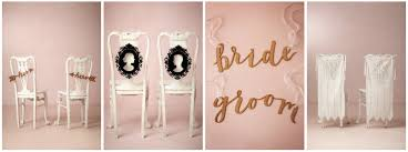 Bride And Groom Chair Signs Loads Of Chair Swag U0026 Wedding Chair Decoration Ideas