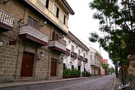 small house in spanish intramuros tourist spot u0027s in the philippines