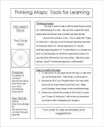 7 circle map templates u2013 free word pdf sheet document formats