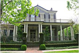 homes with porches new orleans homes and neighborhoods new orleans historic homes