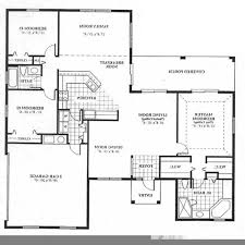 House Plans For Small Lots by Vibrant Inspiration Narrow Lot House Plans Detached Garage 4 For
