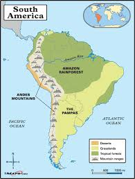 america map mountains south america mountain region lessons tes teach