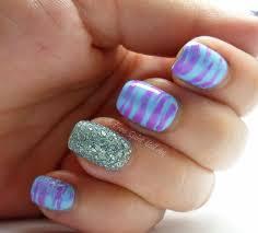 free spirit nail art fan brush nail art with formula x u0027s provacative