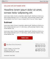 web and mobile ohio state brand guidelines