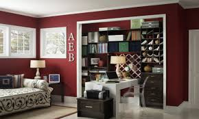 fair 10 home office closet ideas design inspiration of best 25