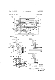 patent us3182542 clamp control apparatus google patents