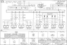 2001 mazda protege stereo wiring diagram wiring diagram and