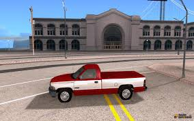 Dodge Ram 94 - dodge ram 2500 for gta san andreas
