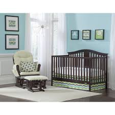 Walmart Baby Crib Mattress Graco Solano 4 In 1 Convertible Crib And Mattress Espresso