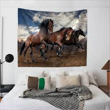 compare prices on horses tapestry online shopping buy low price