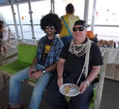 equator crossing birthday halloween and seafloor mapping schmidt