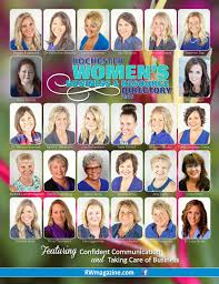 rochester women u0027s business u0026 resource directory 2016 by rochester